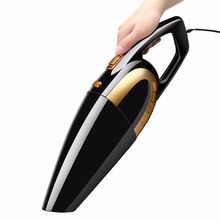 Car Vacuum Cleaner Portable Handheld Auto Vacuum Cleaner with Ultra Strong Suction DC 12-Volt Wet&Dry Light weight Car