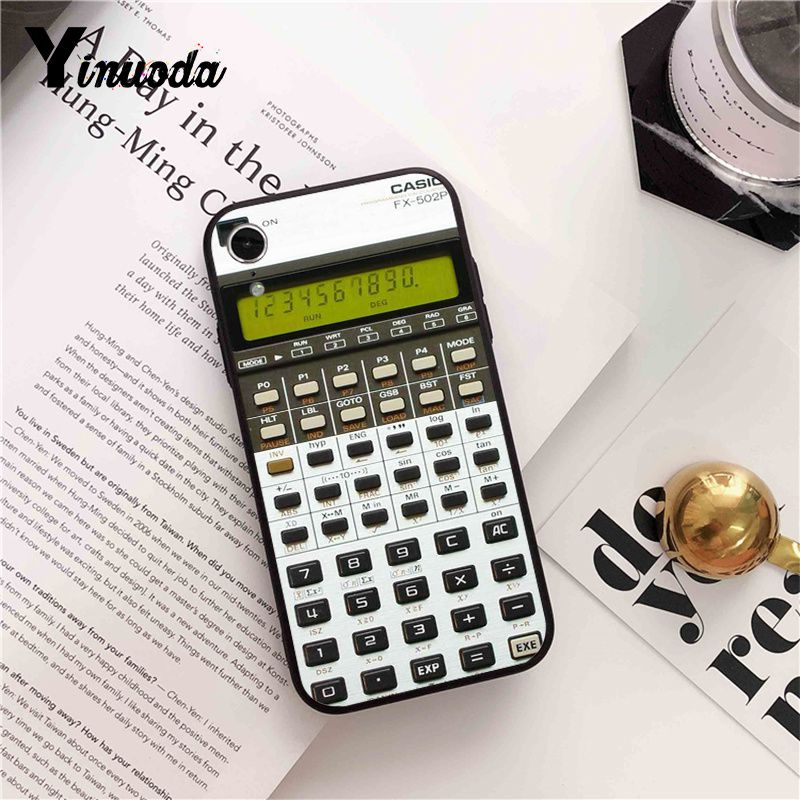 Calculator Cassette Tapes Boombox Keyboard