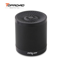 Toproad Wireless Portable Bluetooth Speaker Music Player TF Card/Micro SD Strong Bass Stereo with Mic for iPhone xiaomi Samsung(China)