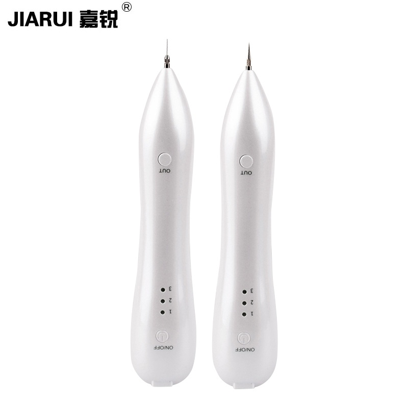 Laser Mole Removal Tools Dark Spot Remover Freckle Plasma Pen Laser Electronic Skin Care Beauty Remove Pen Machine USB Charge<br>
