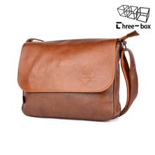 High quality fashion brand men women messenger bag shoulder bag retro minimalist trend bolsas michael tote men purse ipad  bags