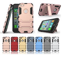 For iPhone 5s Case Heavy Duty Armor Shockproof Hard Soft Silicone Phone Case For iPhone SE Rugged Rubber Cover For iphone 5