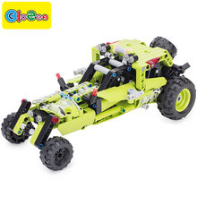 BIOZEA desert educational toys building blocks technic cars kids bricks brick game military toy vehicles car boy children gift