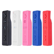 Surprise High Quality Wireless Gamepad For Wii Game Control Remote Controller For Nintendo Wii For W II U 5 Colors to Choose(China)