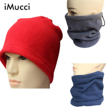 iMucci Outdoor Sports Face Mask Motorcycle Multifunction Hats Winter Warm Windproof Cap Bicyle Bike Thermal Balaclavas Scarf