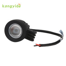 12V 24V Car Auto Fog Lamp Motorcycle 10W LED Spot Work Light Truck Headlight  luz del coche drop shipping gift 17june16