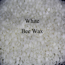 50g Natural Beeswax Wood Furniture Floor Polishing Leather Maintenance Candle Bees Wax Bee Cosmetic Wooden Carving(China)