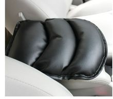 Car Armrests Cover Pad Vehicle Center Console Arm Rest Seat Pad For ford focus cruze kia rio skoda octavia mazda opel