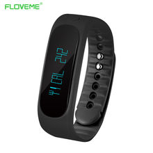 FLOVEME A8 Bluetooth Smart Bracelet IP67 Waterproof Anti Lost Intelligent Watch Wristband For Android 4.3 IOS 7.0 Smart Phones