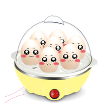 2017 Multifunctional Electric 7 Egg Boiler Cooker Mini Steamer Poacher Kitchen Cooking Tool US / EU Plug 350W