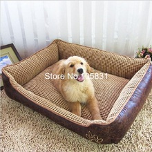 Manufacturers wholesale waterproof large dog bed with removable washable cover pet supplies dogs pet MATS cat house