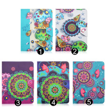 "For Wexler Tab 7iD 4GB 3G/A740/A742 7"" inch Universal PU Leather Magnetic Cover Case Android 7.0 inch Tablet PC PAD s4A92D"