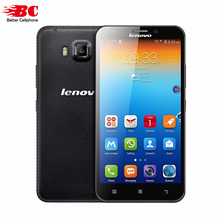 Original Lenovo A916 MTK6592M octa core android 4.4 5.5inch HD 4G LTE FDD 1gb ram 8gb rom 13MP GPS A916 smart Phone black white(China)