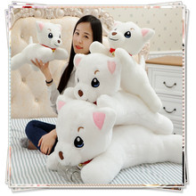 Dog ty doll pillow plush dog plush cartoon giant stuffed animal bed pillow stuffed animals baby toys kawaii valentine day gifts