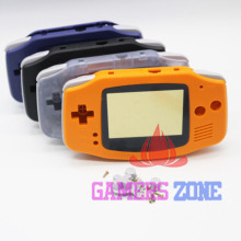 Full Housing Shell for Nintendo Gameboy Advance GBA Repair Part-Clear Purple Yellow Black Blue