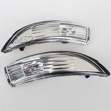 Rearview Mirror Turn Signal Light lamp for Ford Fiesta 2009 2010 2011 2012 2013 2014(China)
