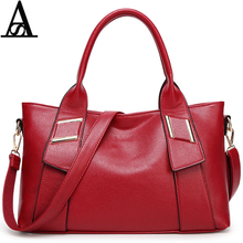 AITESEN Luxurious Practical Louis Tote Bag With Large Capacity Delicate Leather Bag Classic Elegant Package Bags Torebki Damskie(China)