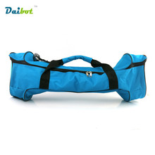 "6.5"" Waterproof Self Balancing Smart HoverBoard Case Cover Shell Carrying Bag for Electric Scooter Balance Board Handbag Blue"