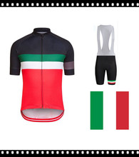 2016 Italy Breathable Nice Design Ropa Ciclismo Biking Jersey Maillot Bike Clothes Sport Apparel Italy Ink Lowest Price(China)