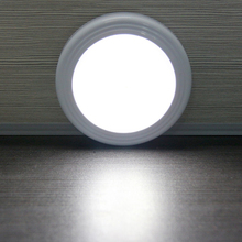 Night Light Magnetic Infrared IR Bright Motion Sensor Activated LED Wall Lights Auto On/Off Operated Hallway Pathway