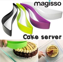 Free shipping New arrival Magisso Cake Server DIY baking utensils cake knife cutting knives tools cutter