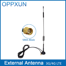 4G Antenna SMA antenna 3G WCDMA antenna LTE antenna 12dBi 700-2700MHz for Huawei 4G router wifi router and modem