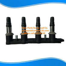 For Opel Vauxhall Astra G H 1.6 1.8 Corsa D Insignia 1.6 Car Ignition Coil Pack 1208021 10458316 1104082 71739725 71744369