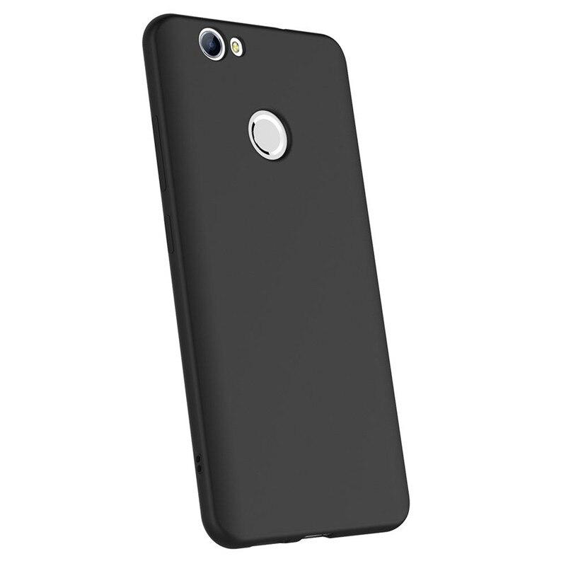 For Huawei Nova Case Huawei Nova Case Soft Silicone Back Cover Phone Case For Huawei Nova 1 Nova1 CAN-L11 Black (2)