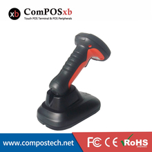 Good Product 2D Scanner With Bluetooth Waterproof Barcode Scanner For Supermarket