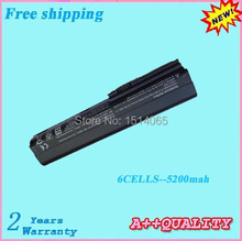 New Replacement 2560P 2570p  Laptop battery  For HP QK645AA SX06 SX06XL SX09  HSTNN-UB2K QK644AA Laptop