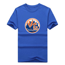 2017 Men New York #52 Yoenis Cespedes YO LOGO  T-shirt Tees Short Sleeve T SHIRT Men's Mets Fashion W1207011