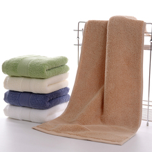 36*72cm Soft Elegant Cotton Terry Hand Towels for Adults Decorative  Bathroom face towels 100% cotton thickened super absorbent