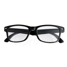 Readers Square Large Lenses Spring-Hinges Unisex Presbyopic Reading Glasses Classic Border  Reading glasses Men Women +1.0~+4.00