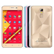 5.5Inch Unlocked Android Cell Phone Quad Core Sim 3G GSM GPS T-Mobile AT&T Smartphone 17Nove6(China)