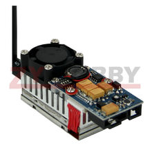 BOSCAM TS352 FPV 5.8G 500mW Video Audio Transmitter 4KM for 5.8Ghz RX 28dBm(China)