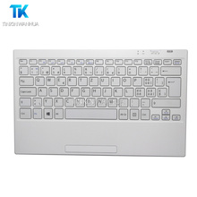 New Original VGP-WKB16 CH Switzerland Keyboard for SONY Laptop Wireless Keyboard 11.6-inch White Color