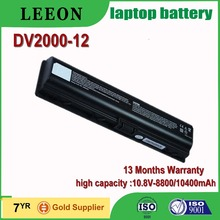 Hot products for 2017 10400mah laptop battery for HP 411462-442 G7000 G7030XX Pavilion dv2117tx dv2118la dv2118tx dv2119tx G6000