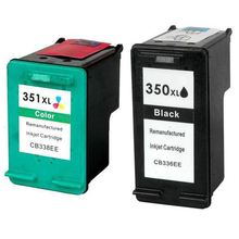 For HP 350 351 Ink Cartridge For HP Photosmart C4200 C4480 C4280 C4400 C4580 C5280 Officejet J5780 J5730 J5780 J6450 for hp350