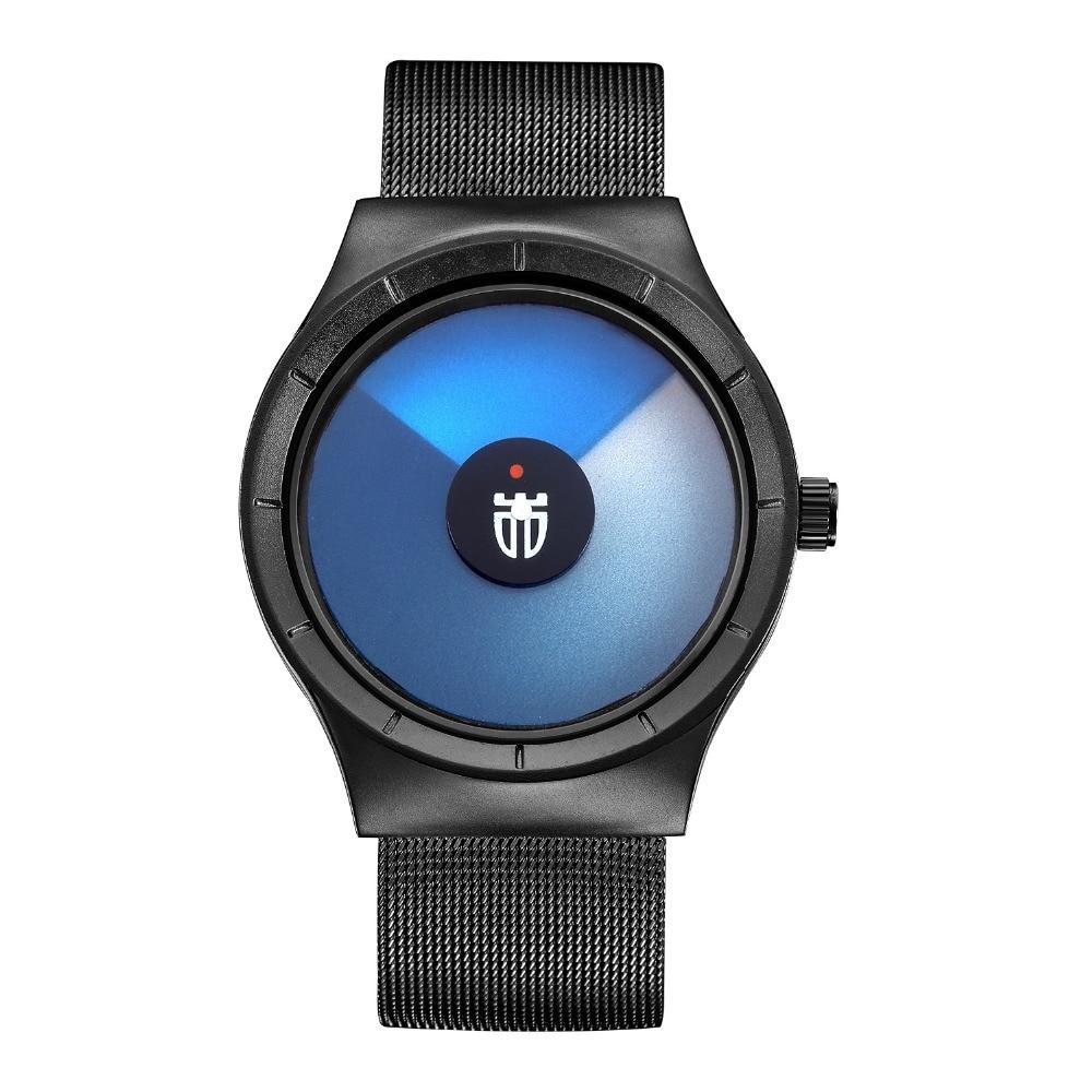 Twincity Cool Watch Men stylish Relogio Masculino Mens Watch Stainless Steel Mesh Band Quartz Wristwatch casual watches<br><br>Aliexpress
