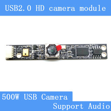 Mini Surveillance camera HD 500W pixel autofocus Audio support mid tablet notebook computer using the USB camera module