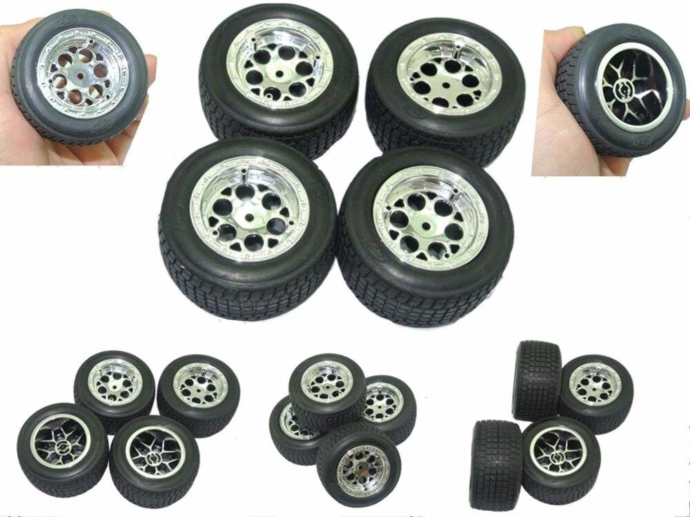 BBS Wheels Racing 1:10 Black Rims Touring JDM Drift