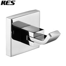 KES Bathroom Single Coat and Robe Hook SUS304 Stainless Steel Wall Mount Polished Finish, A21360
