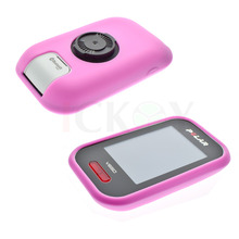 Outdoor Bycicle Road/Mountain Bike Accessories Rubber Pink Case for Cycling Training GPS Polar V650