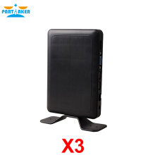 Embedded Linux Thin Client X3 Mini PC Dual Core 1.5GHz PC Station HDMI Unlimited Users Workstation RDP 7.1