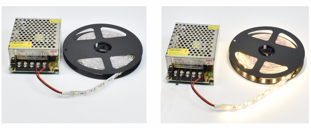 connect with switching power supply