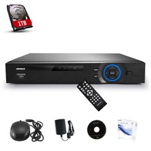 ANNKE Full 960H D1 CCTV DVR Recorder H.264 HDMI Real Time Standalone Network Digital Video Recorder For Home Security System