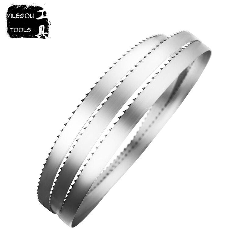 Hoja de sierra de banda de 67 1//2 1712 mm x 1//2 13 mm x 0.25 x 6 TPI