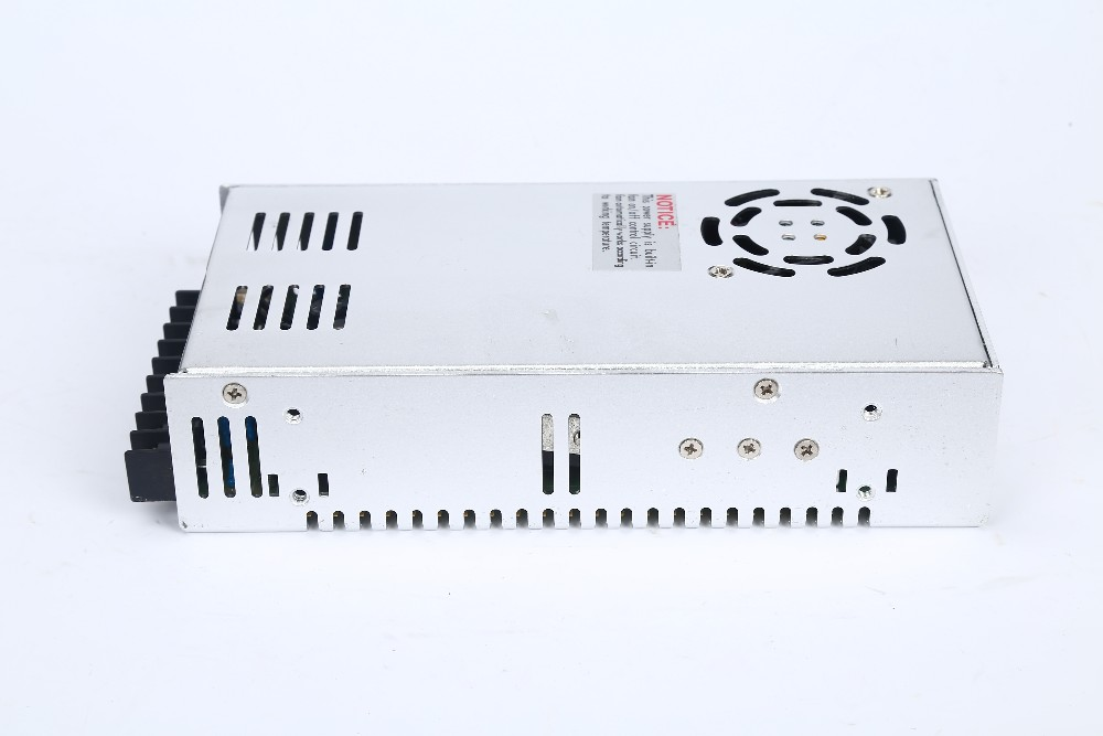 High power 320w AC DC single output 36v full range input switching power supply SMPS for led lighting<br>