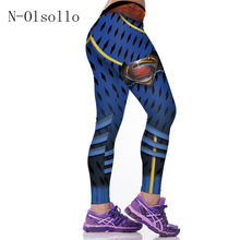 2016 Super Hero Series 3D printed Women Leggings Punks Gothic Fitness Active Pants American Apparel Sporting Goods Sexy Leggins(China)