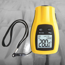 2017 NEW HT-290 Household Mini Portable IR Thermometer LCD Display Digital Non-contact Infrared Thermometer Easy Carry